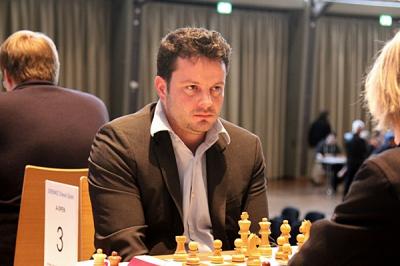 Etienne Bacrot