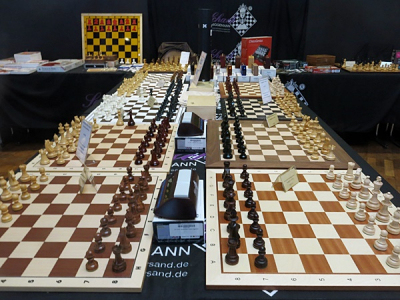 Schachbretter